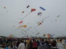 International Kite Festival 2015 Stock Photography