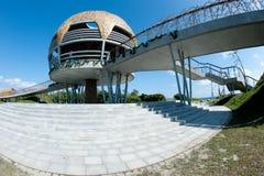 International landmark. Is a landmark built in Taitung, Taiwan Royalty Free Stock Photography