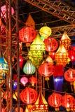 International lanterns Royalty Free Stock Image