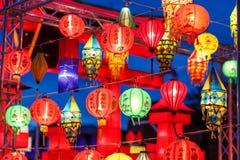 International lanterns Stock Photos
