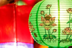International lanterns Stock Images