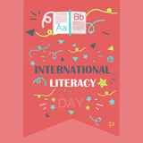 International Literacy Day Royalty Free Stock Image