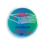 International Literacy Day Stock Images