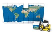 International logistics Royalty Free Stock Photo