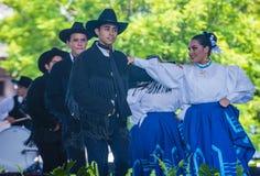 International Mariachi & Charros festival Royalty Free Stock Images