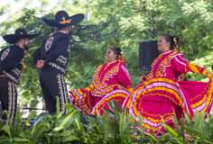 International Mariachi & Charros festival Stock Photos