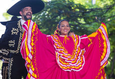 International Mariachi & Charros festival Stock Photo