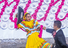 International Mariachi & Charros festival Royalty Free Stock Photography