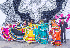 International Mariachi & Charros festival Stock Image