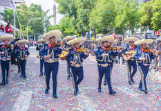 International Mariachi & Charros festival Royalty Free Stock Photo