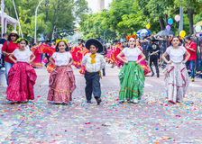 International Mariachi & Charros festival Stock Images