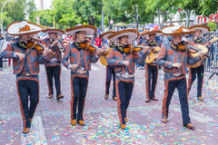 International Mariachi & Charros festival Stock Image