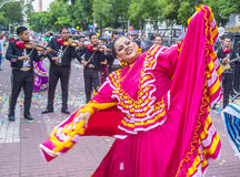 International Mariachi & Charros festival Royalty Free Stock Image