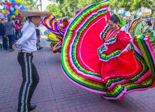 International Mariachi & Charros festival Stock Photos