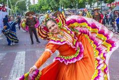 International Mariachi & Charros festival Royalty Free Stock Photo