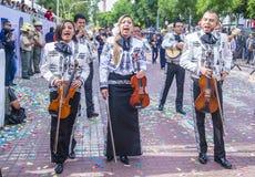 International Mariachi & Charros festival Stock Photo