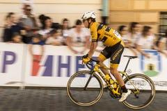 Tour of Croatia race Stock Photos