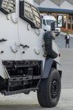 International Military Equipment Fair - Bucharest Stock Photos