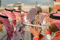 The international military-musical festival Stock Photography