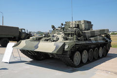 International military salon stock image