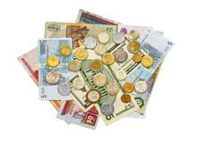International money Stock Photos