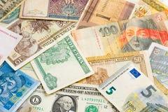 International money background Royalty Free Stock Image