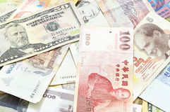 International money Royalty Free Stock Images