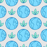 International Mother Earth Day, april 22 Royalty Free Stock Images