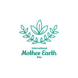 International Mother Earth Day, april 22 Stock Photography