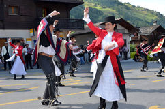 International Mountain Dance Festival Royalty Free Stock Images