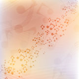 International Music Day. Multicolor music background vector Royalty Free Stock Image