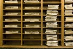 Free International Newspapers Royalty Free Stock Photos - 13890878