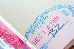 International Passport Series 08 Royalty Free Stock Photos