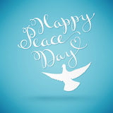 International Peace Day Royalty Free Stock Photo