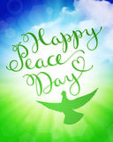 International Peace Day Royalty Free Stock Photos