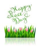 International Peace Day Stock Photography