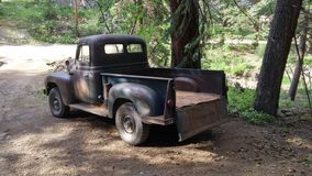 International 4 x 4 pickup. 1953 international 4 x 4 pickup 220 Stock Photo