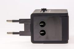 International Plug Adapter Royalty Free Stock Photo