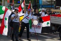 International Quds Day Stock Image