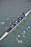International Rowing Regatta in Turin Stock Image