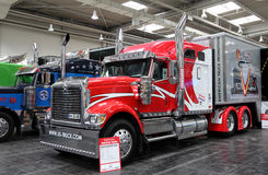 International Show Truck Stock Image
