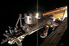 International Space Station Stock Photography