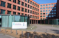 International Statistical Institute ISI, CBS in Dutch, in the Hague, the Netherlands. The Hague, the Netherlands. October 2018. International Statistical stock image