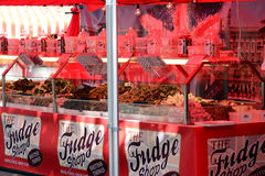 International street market 2014. In sweden Royalty Free Stock Photos