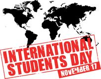 International students day Stock Photography
