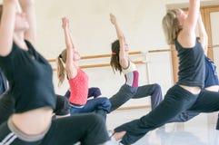 International summer dance school Royalty Free Stock Image
