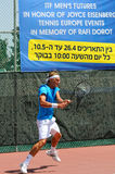 International tennis europe tournament Royalty Free Stock Photography