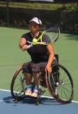 International tennis wheelchair championship Royalty Free Stock Photo