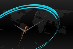 International Time Royalty Free Stock Photography