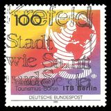 International Tourism Fair Berlin stock photography
